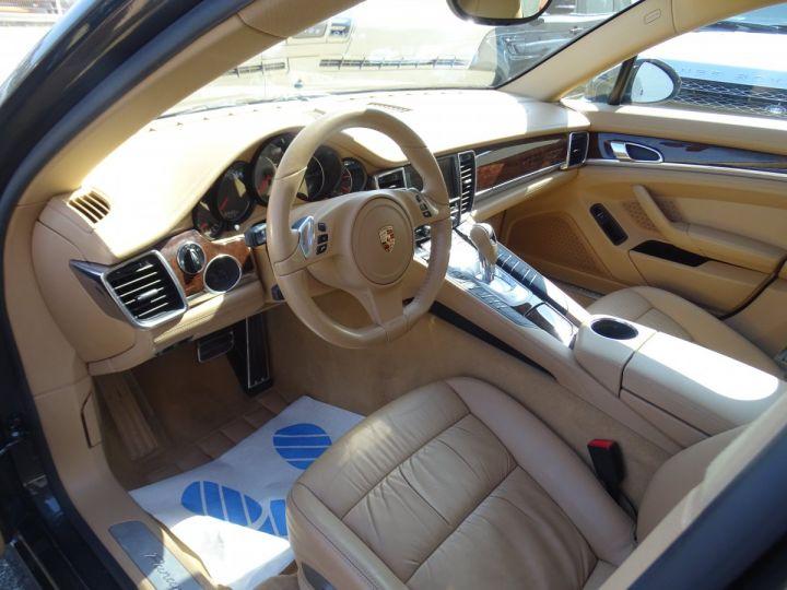 Porsche Panamera S 4.8L V8 400PS PDK/Jtes 19 PDC BIXENON PCM REGULATEUR gris carobinio met - 10