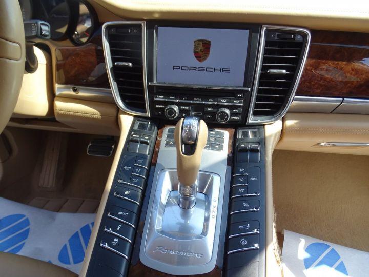 Porsche Panamera S 4.8L V8 400PS PDK/Jtes 19 PDC BIXENON PCM REGULATEUR gris carobinio met - 16