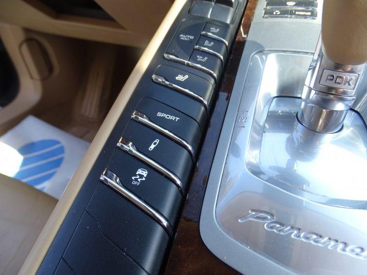 Porsche Panamera S 4.8L V8 400PS PDK/Jtes 19 PDC BIXENON PCM REGULATEUR gris carobinio met - 17