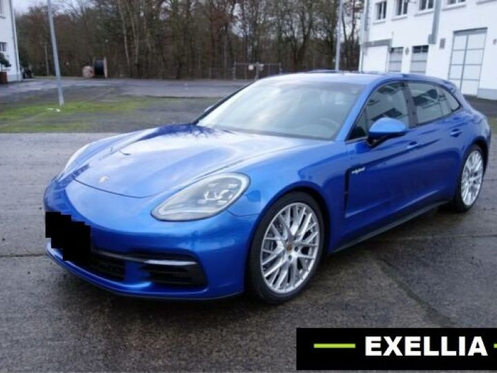 Porsche Panamera SPORT TURISMO Bleu Peinture métallisée Occasion - 1