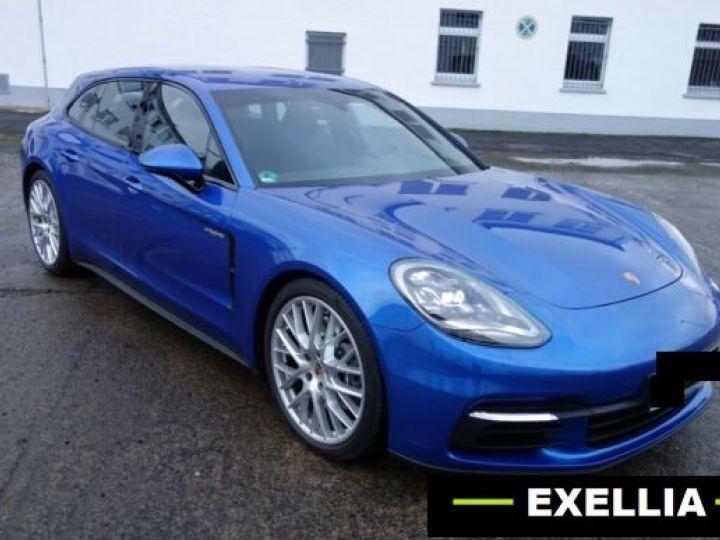 Porsche Panamera SPORT TURISMO Bleu Peinture métallisée Occasion - 3