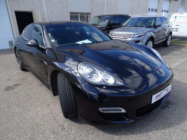 Porsche Panamera TURBO 4.8L 500PS PDK/ PASM ACC JTES 20 Camera Bose  noir metallisé - 2