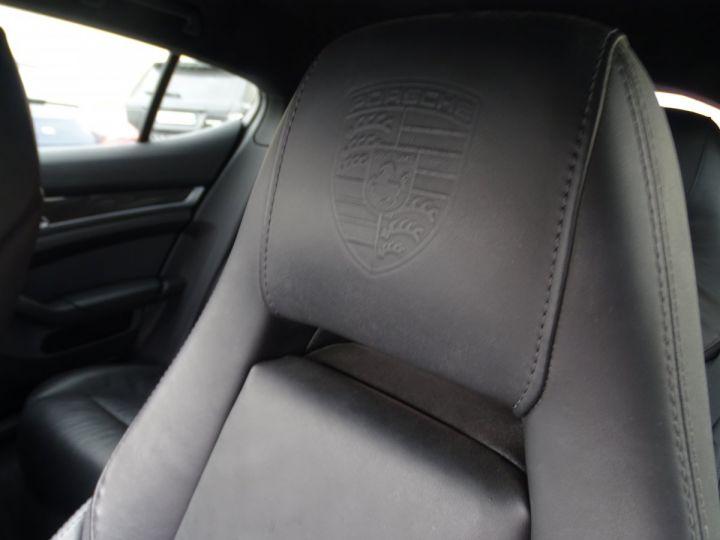Porsche Panamera TURBO 4.8L 500PS PDK/ PASM ACC JTES 20 Camera Bose  noir metallisé - 11