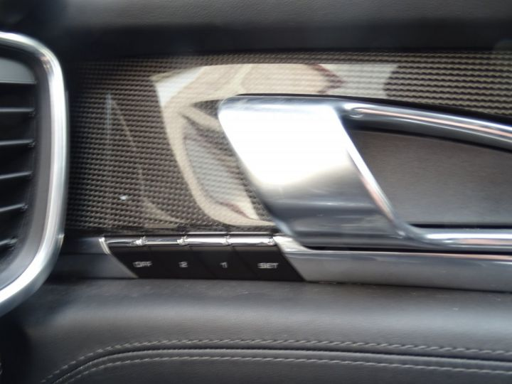 Porsche Panamera TURBO 4.8L 500PS PDK/ PASM ACC JTES 20 Camera Bose  noir metallisé - 18