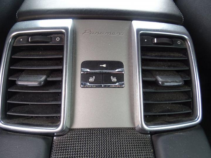 Porsche Panamera TURBO 4.8L 500PS PDK/ PASM ACC JTES 20 Camera Bose  noir metallisé - 19