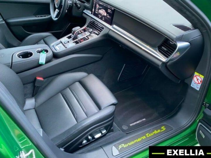 Porsche Panamera Turbo S E-Hybrid VERT PEINTURE METALISE Occasion - 3