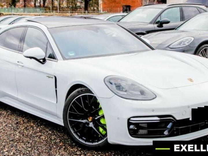 Porsche Panamera TURBO S E-Hybrid SPORT CHRONO BLANC PEINTURE METALISE  Occasion - 10
