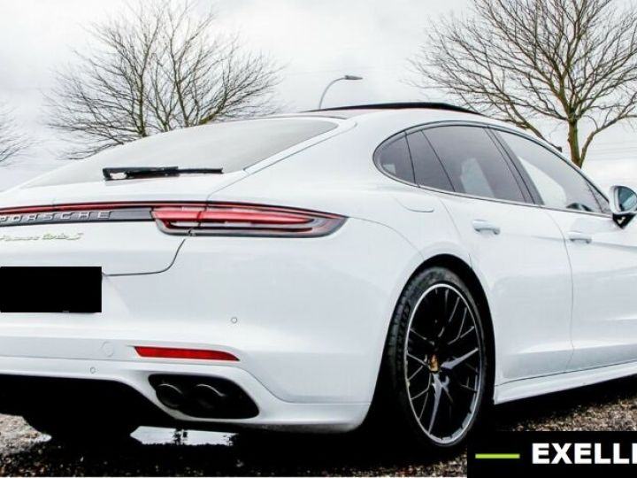 Porsche Panamera TURBO S E-Hybrid SPORT CHRONO BLANC PEINTURE METALISE  Occasion - 11