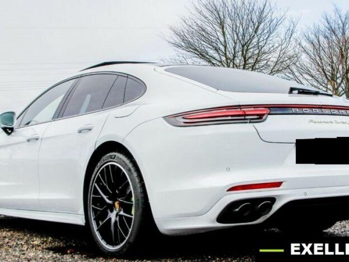 Porsche Panamera TURBO S E-Hybrid SPORT CHRONO BLANC PEINTURE METALISE  Occasion - 12