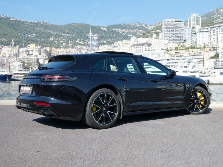 Porsche Panamera TURBO S E-HYBRID SPORT TURISMO Noir Intense Métal Occasion - 15