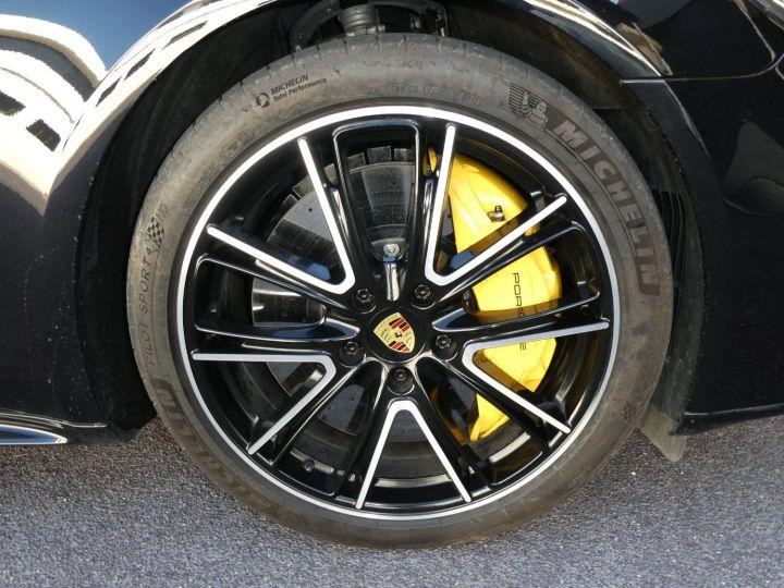 Porsche Panamera TURBO S E-HYBRID SPORT TURISMO Noir Intense Métal Occasion - 17