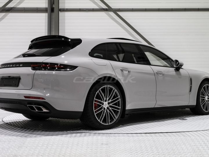 Porsche Panamera turbo sport turismo  - 4