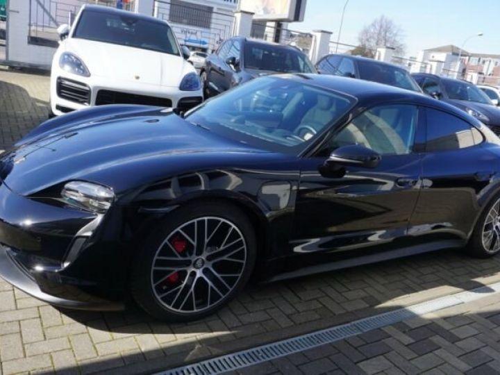 Porsche Taycan 4 S * TOIT OUVRANT *  noire - 2