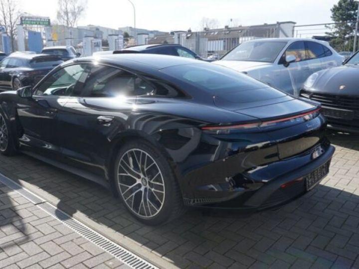 Porsche Taycan 4 S * TOIT OUVRANT *  noire - 4
