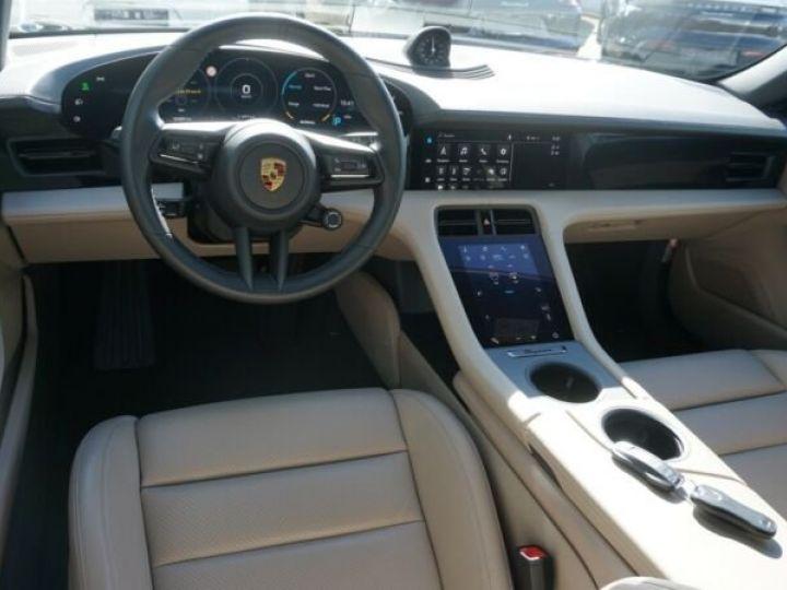 Porsche Taycan 4 S * TOIT OUVRANT *  noire - 8