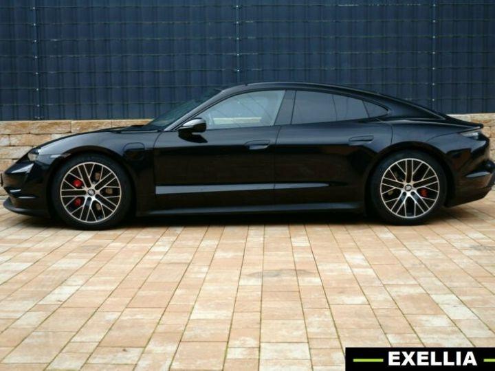 Porsche Taycan 4S  NOIR PEINTURE METALISE  Occasion - 3