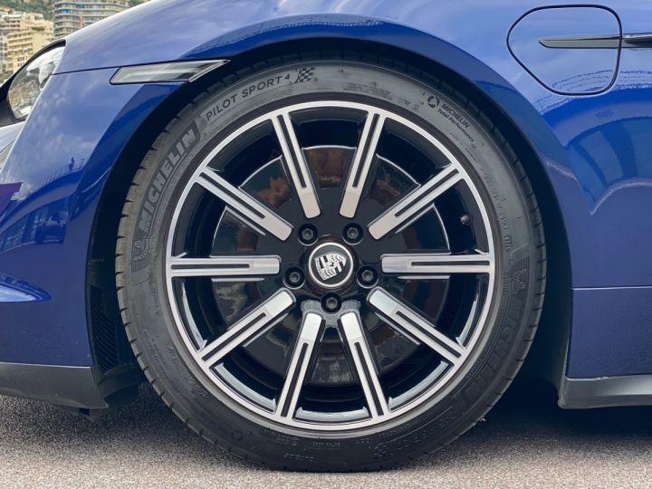 Porsche Taycan 4S PERFORMANCE PLUS - MONACO Bleu Gentiane Métal - 5
