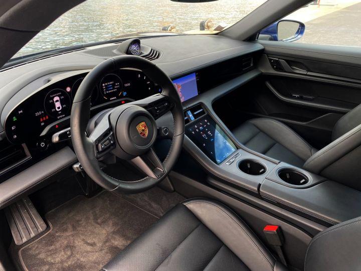 Porsche Taycan 4S PERFORMANCE PLUS - MONACO Bleu Gentiane Métal - 6