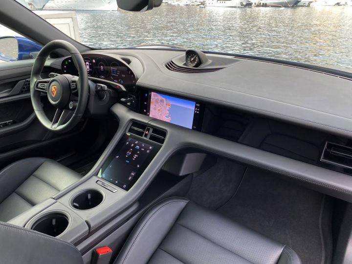 Porsche Taycan 4S PERFORMANCE PLUS - MONACO Bleu Gentiane Métal - 13
