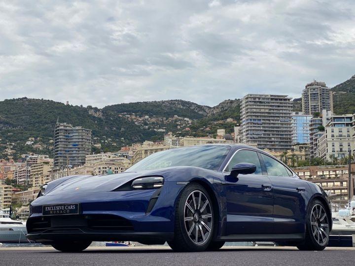 Porsche Taycan 4S PERFORMANCE PLUS - MONACO Bleu Gentiane Métal - 16