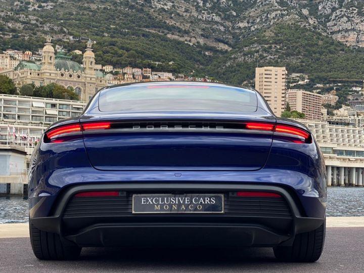Porsche Taycan 4S PERFORMANCE PLUS - MONACO Bleu Gentiane Métal - 18