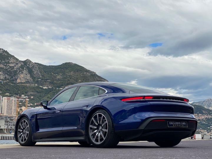Porsche Taycan 4S PERFORMANCE PLUS - MONACO Bleu Gentiane Métal - 20