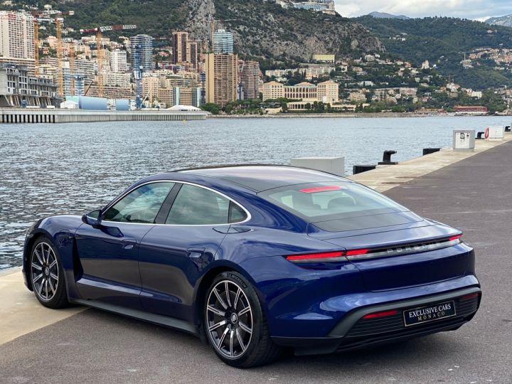 Porsche Taycan 4S PERFORMANCE PLUS - MONACO Bleu Gentiane Métal - 21