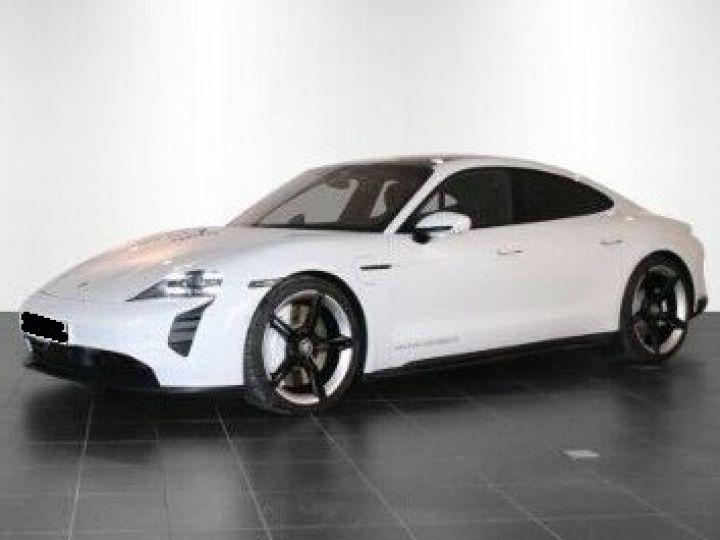Porsche Taycan Porsche Taycan 4S Blanc Peinture métallisée - 1