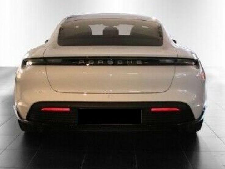 Porsche Taycan Porsche Taycan 4S Blanc Peinture métallisée - 5