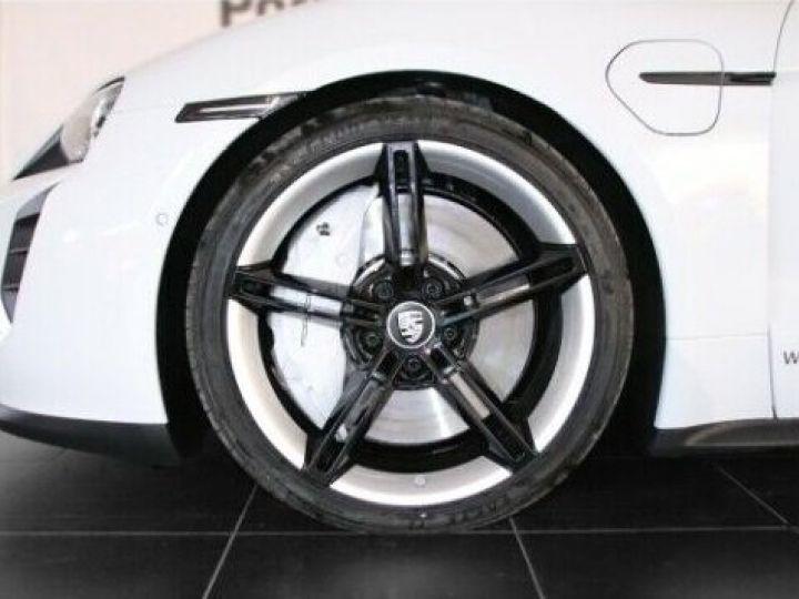 Porsche Taycan Porsche Taycan 4S Blanc Peinture métallisée - 6