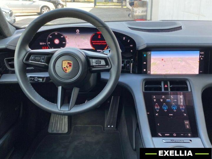 Porsche Taycan TURBO  NOIR PEINTURE METALISE  Occasion - 5