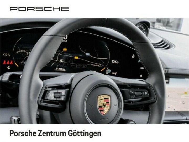 Porsche Taycan TURBO blanc  - 8