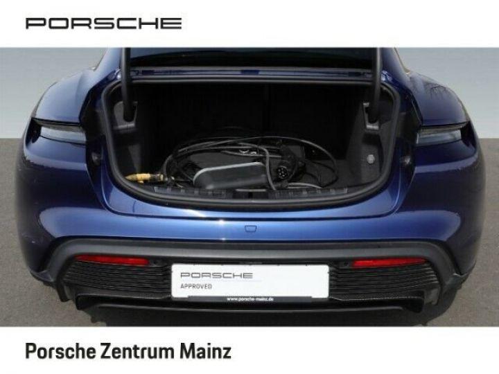Porsche Taycan  Turbo S PCCB vision nocturne bleu gentiane métallisé - 6
