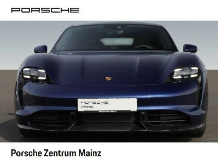 Porsche Taycan  Turbo S PCCB vision nocturne bleu gentiane métallisé - 8