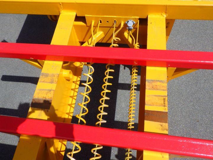 Remolque Caja abierta Jaune - 3