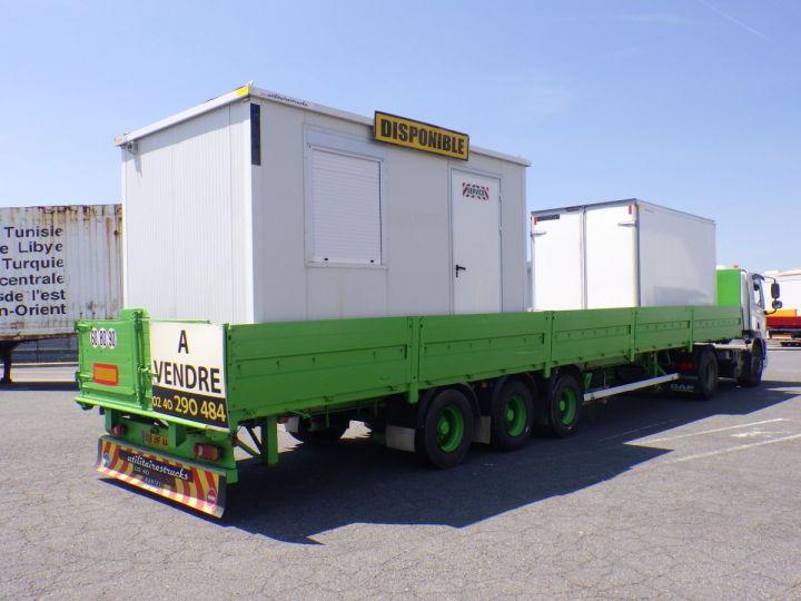 Remolque Fruehauf Caja abierta Vert - 6