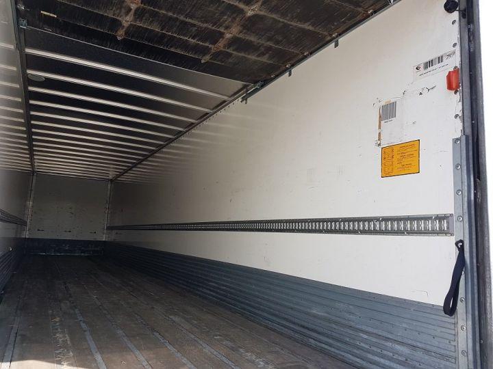Remolque Fruehauf Caja cerrada + Plataforma elevadora Fourgon + hayon 2500 kg BLANC - 10