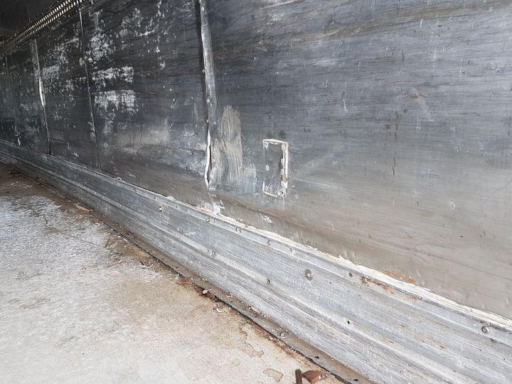 Remolque Lamberet Caja frigorífica Frigorifique CARRIER MAXIMA 2 BLANC - VERT - 14