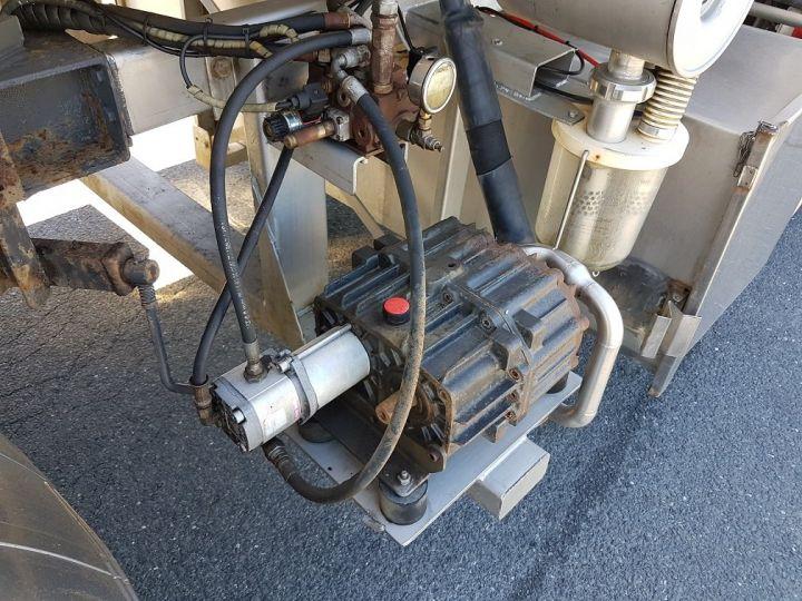 Remolque ETA Cisterna alimentaria Citerne inox 21000 litres 3 cpts GRIS - 19
