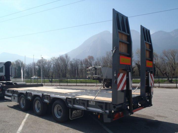 Remolque Castera Gondola lleva maquinas  - 5