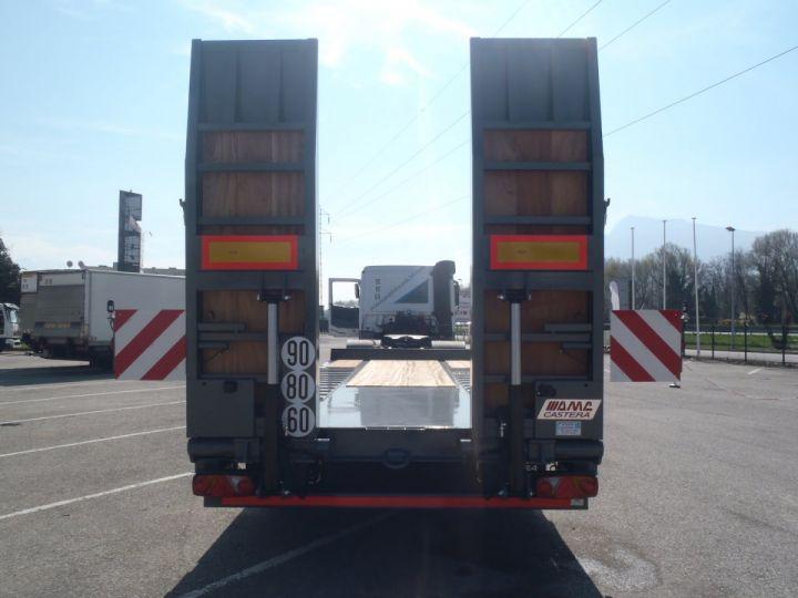 Remolque Castera Gondola lleva maquinas  - 8