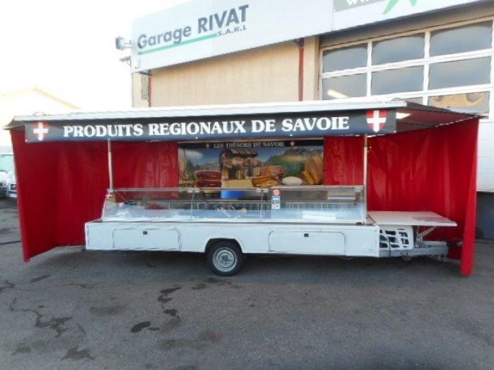 Remolque Lapannissiere EUROMAG REMORQUE MAGASIN  - 1