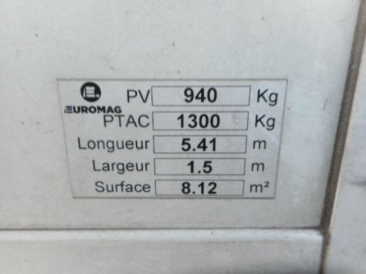 Remolque Lapannissiere EUROMAG REMORQUE MAGASIN  - 6
