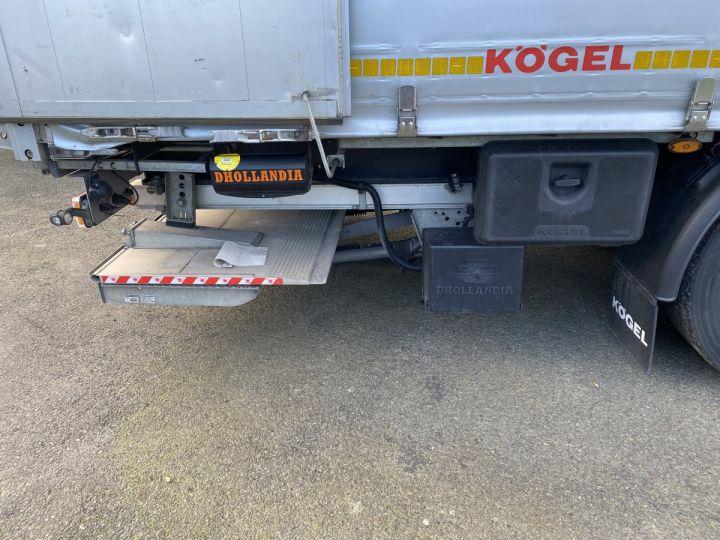 Remolque Kogel Tauliner 3 ESSIEUX PLSC HAYON ELEVATEUR GRIS - 15