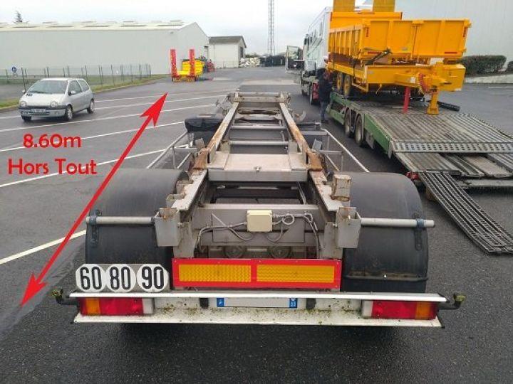 Remolque Fruehauf Transporte de contenedores Gris - 5