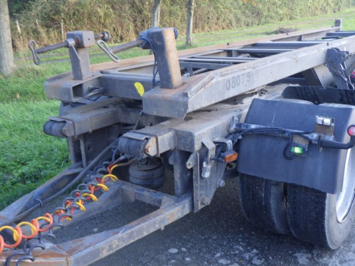 Remolque Samro Transporte de contenedores  - 3