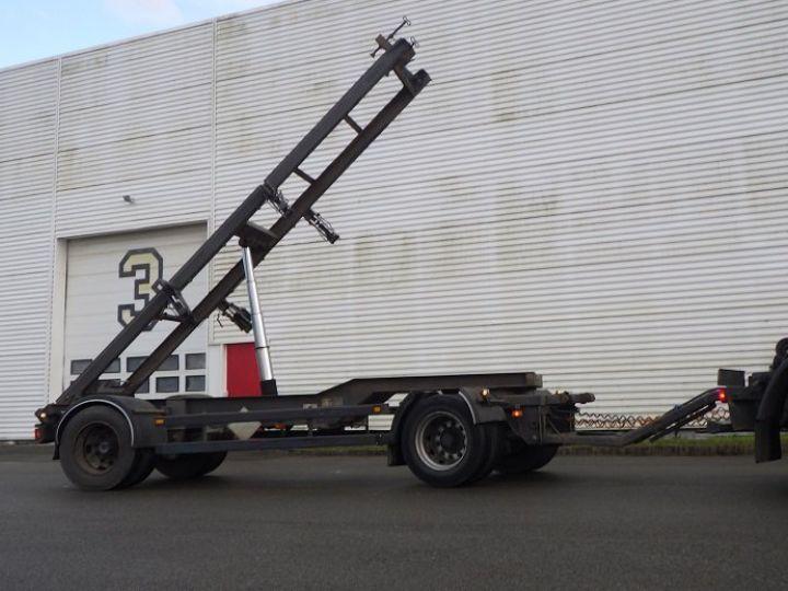 Remolque Samro Transporte de contenedores  - 5