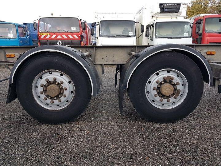 Remolque Samro Transporte de contenedores PORTE-CAISSE MOBILE 7m82 GRIS - 14