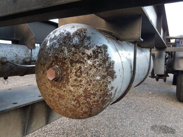 Remolque Samro Transporte de contenedores PORTE-CAISSE MOBILE 7m82 GRIS - 11