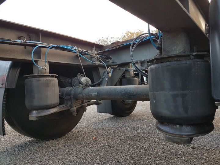 Remolque Samro Transporte de contenedores PORTE-CAISSE MOBILE 7m82 GRIS - 15